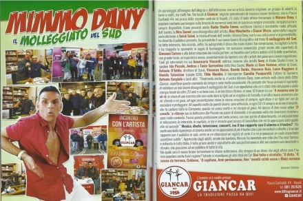 SCIUE' - FIRMACOPIE MIMMO DANY - Giancar Music